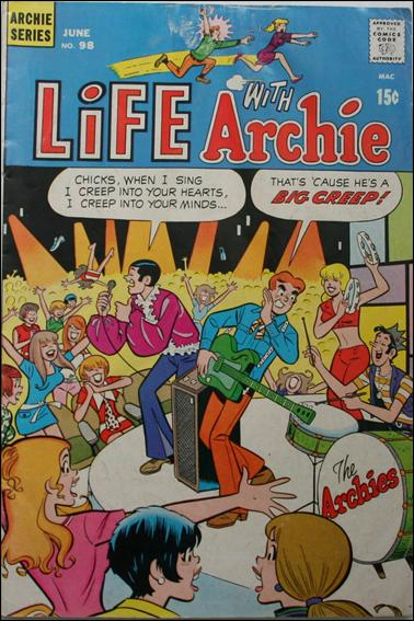 Life with Archie (1958) 98-A by Archie