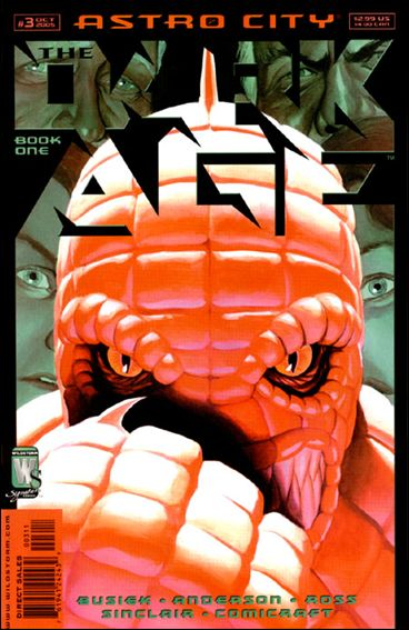 Astro City: Dark Age/Book    One 3-A by WildStorm