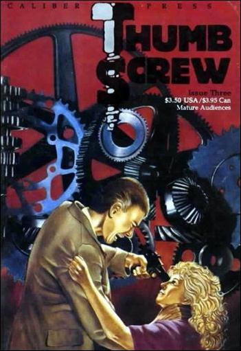 Thumb Screw 3-A by Caliber