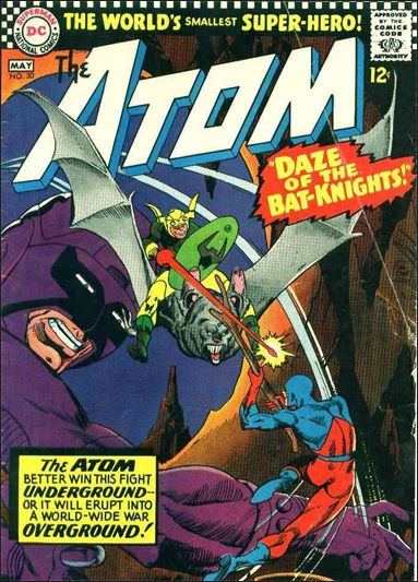 Atom 30-A by DC