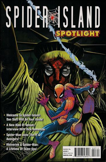 Spider-Island Spotlight 1-A by Marvel