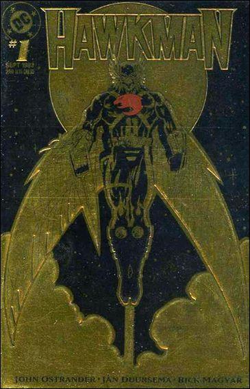Hawkman (1993) 1-A by DC