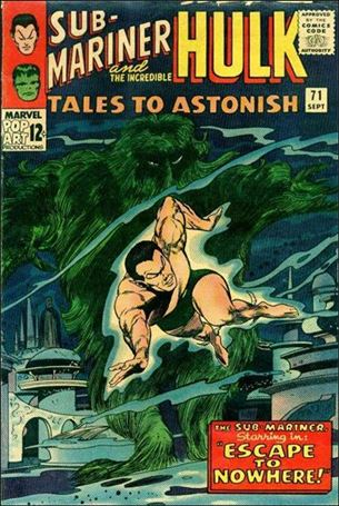Tales to Astonish (1959) 71-A