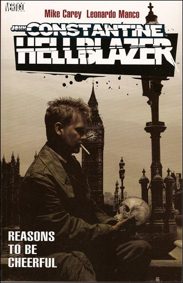 John Constantine, Hellblazer: Reasons to Be Cheerful nn-A by Vertigo