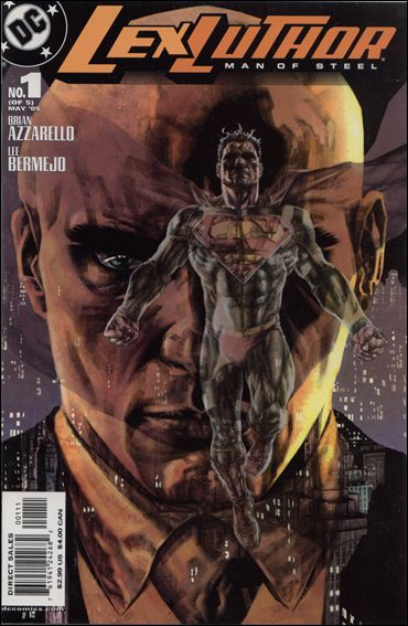 Lex Luthor: Man of Steel 1-A by DC