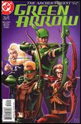 Green Arrow (2001) 21-A