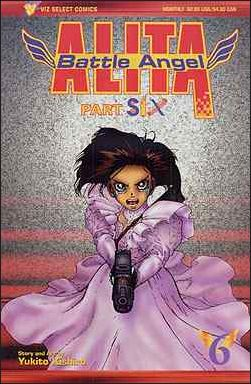 Battle Angel Alita Part 6 6-A by Viz