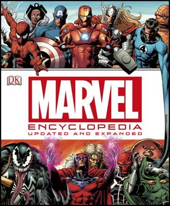 Marvel Encyclopedia (2006) nn2-A by DK Publishing