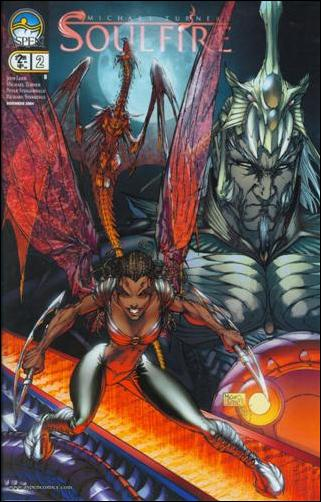 Michael Turner's Soulfire (2004) 2-B by Aspen