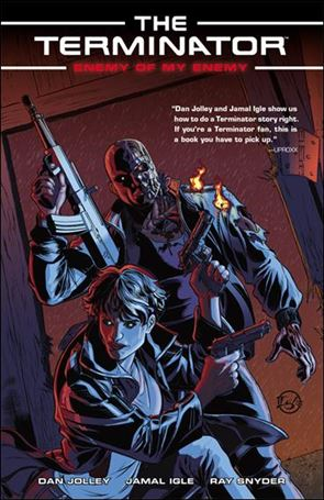 Terminator: Enemy of My Enemy nn-A
