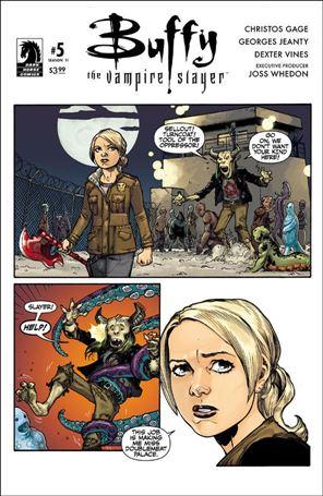 Buffy the Vampire Slayer Season 11 5-B