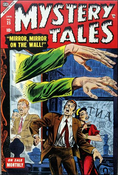 Mystery Tales (1952) 25-A by Atlas