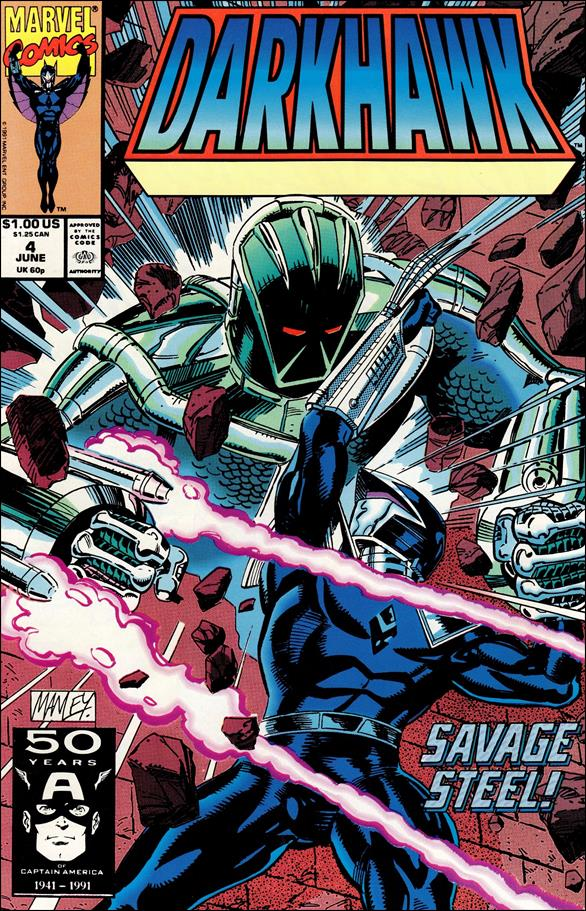 Darkhawk 4-A by Marvel