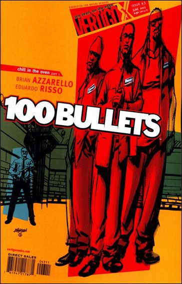 100 Bullets 43-A by Vertigo