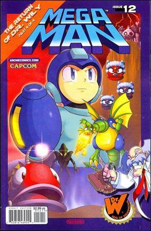 Mega Man 12-A