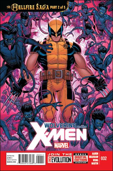 Wolverine & the X-Men (2011) 32-A by Marvel