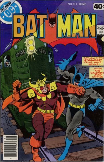 Batman (1940) 312-A by DC
