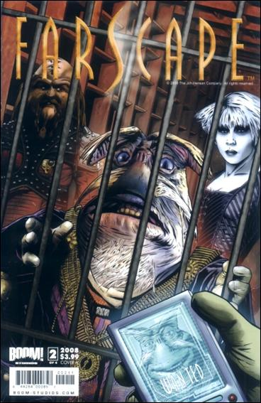 Farscape (2008) 2-A by Boom! Studios