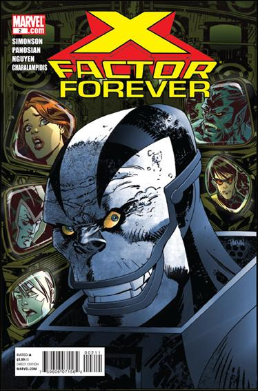 X-Factor Forever 2-A by Marvel