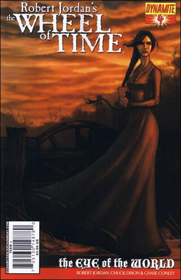 Robert Jordan's Wheel of Time: The Eye of the World (2010) 4-A by Dynamite Entertainment
