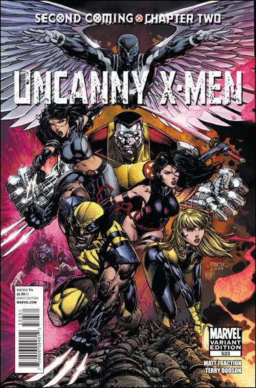 Uncanny X-Men (1981) 523-C by Marvel