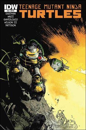 Teenage Mutant Ninja Turtles (2011) 45-C