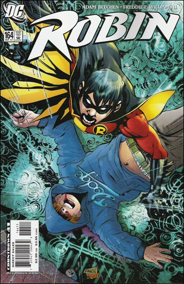 Robin (1993) 164-A by DC