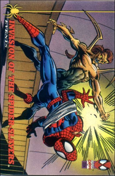 Amazing Spider-Man (Base Set) 143-A by Fleer