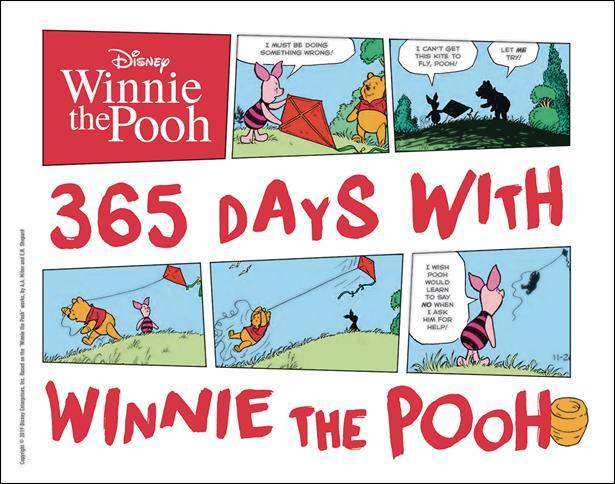 365 Days with Winnie the Pooh nn-A by Dark Horse