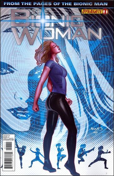 Bionic Woman (2012) 1-A by Dynamite Entertainment