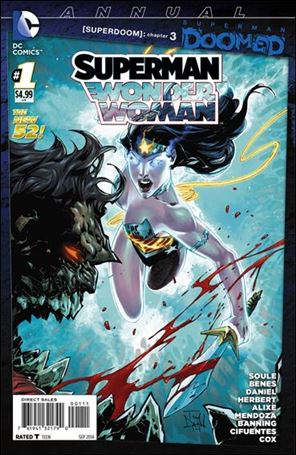 Superman/Wonder Woman Annual 1-A