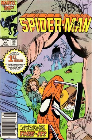 Web of Spider-Man (1985) 16-A