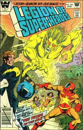 Legion of Super-Heroes (1980) 266-B