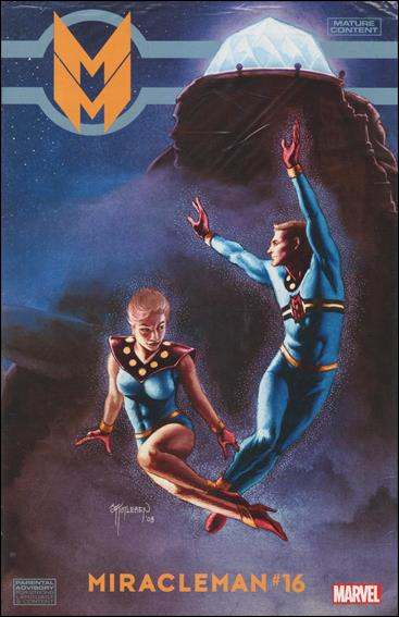 Miracleman (2014) 16-A by Marvel