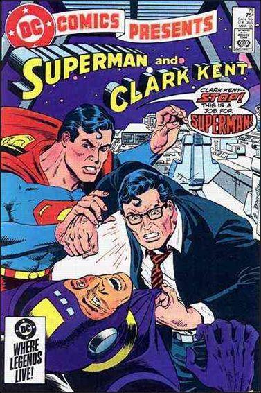 DC Comics Presents 79-A by DC
