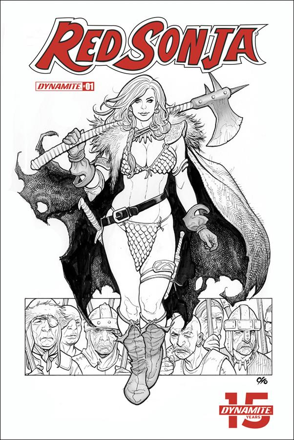Red Sonja (2019) 1-L by Dynamite Entertainment
