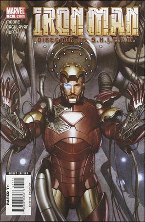 Iron Man: Director of S.H.I.E.L.D. 31-A