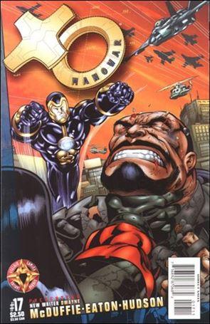 X-O Manowar (1997) 17-A