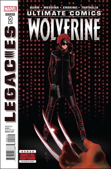 Ultimate Comics Wolverine 2-A by Marvel