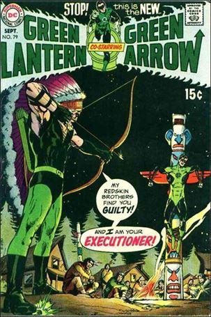 Green Lantern (1960) 79-A