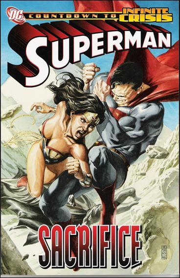 Superman: Sacrifice 1-B by DC