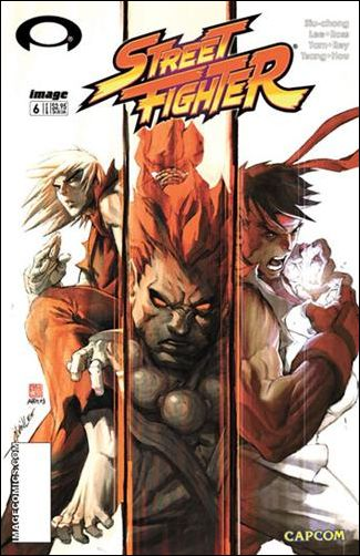 Street Fighter (2003) 6-A by Udon