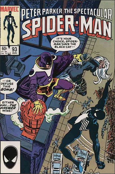 Spectacular Spider-Man (1976) 93-A by Marvel