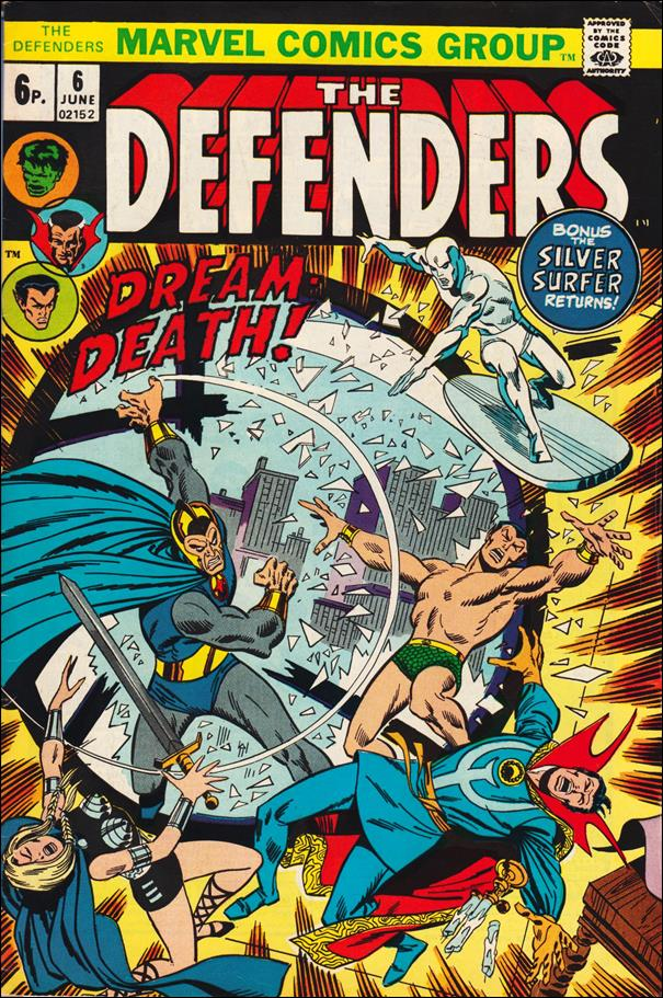 Defenders (1972) 6-B by Marvel