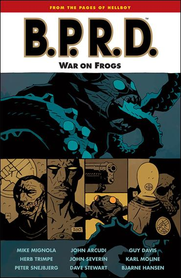 B.P.R.D. 12-A by Dark Horse