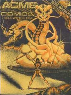 Acme Comics 4-A by Fandom House