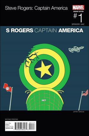 Captain America: Steve Rogers 1-K