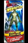 Amazing Spider-Man (Web Battlers)  Slash Attack Lizard