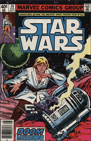 Star Wars (1977) 26-A by Marvel