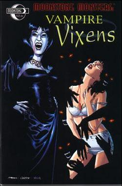Moonstone Monsters: Vampire Vixens 1-A by Moonstone